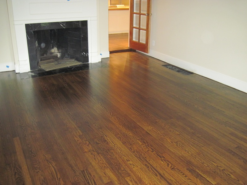 oak wood stains