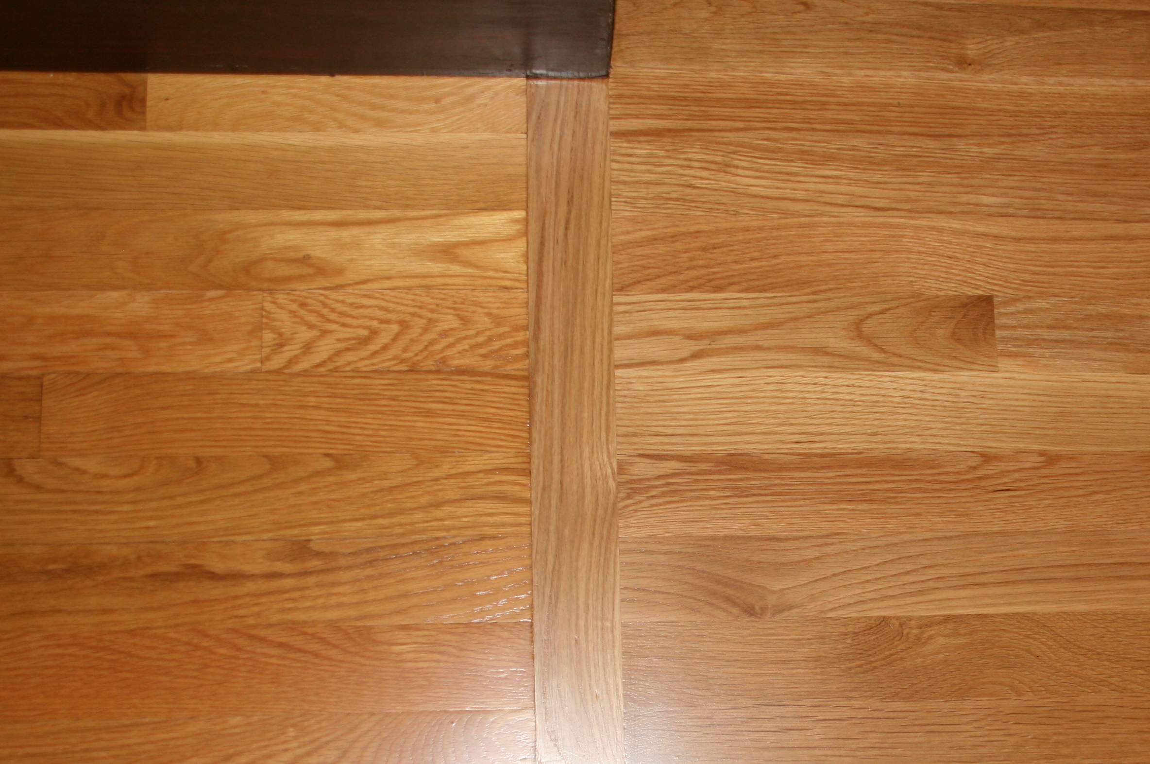 Color Matching Hardwood Floors