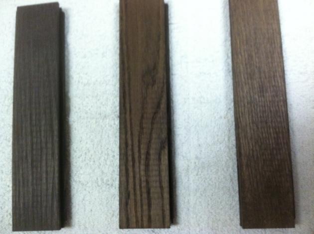 wood dyeing