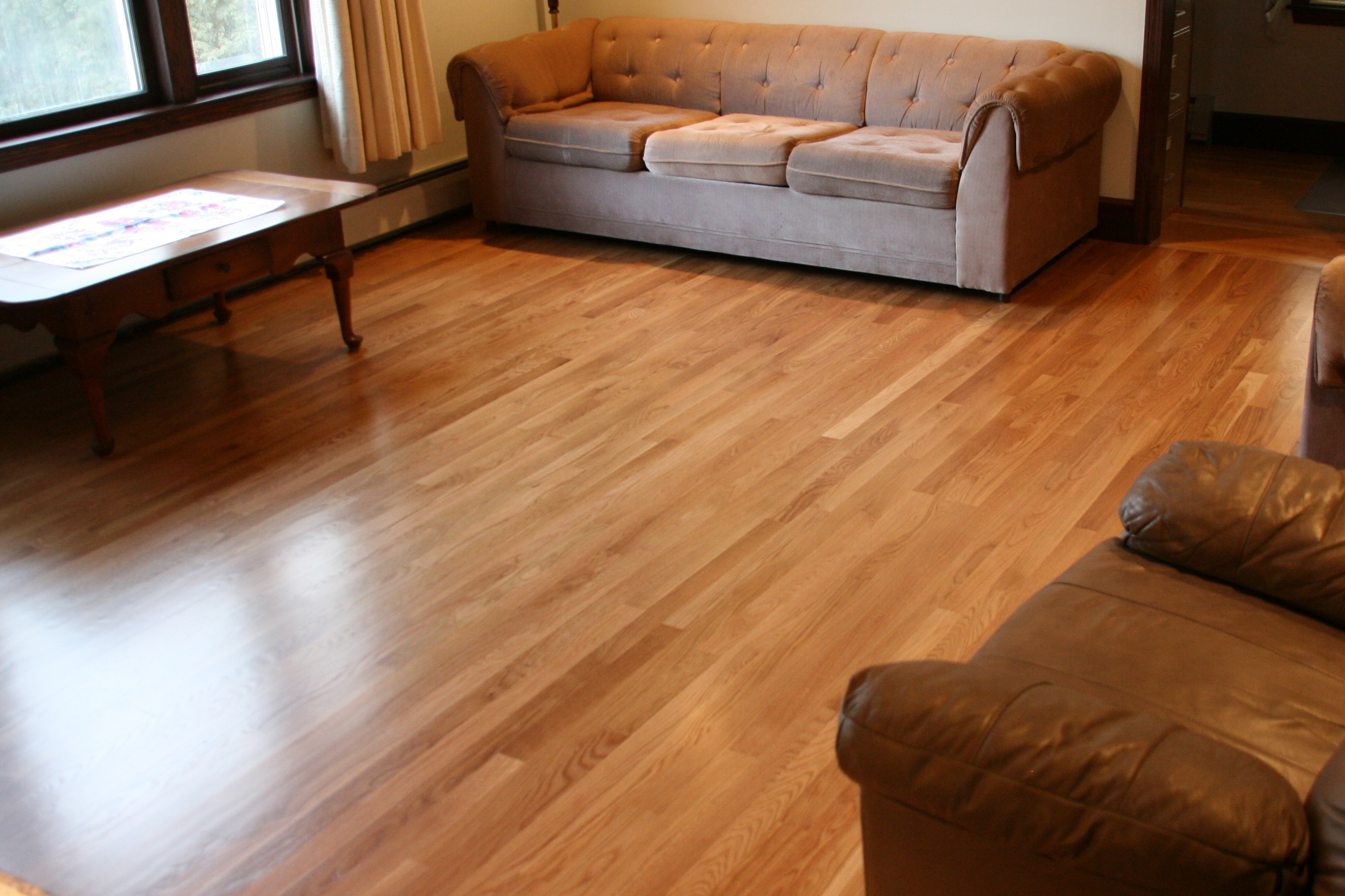 finished flooring | duffyfloors