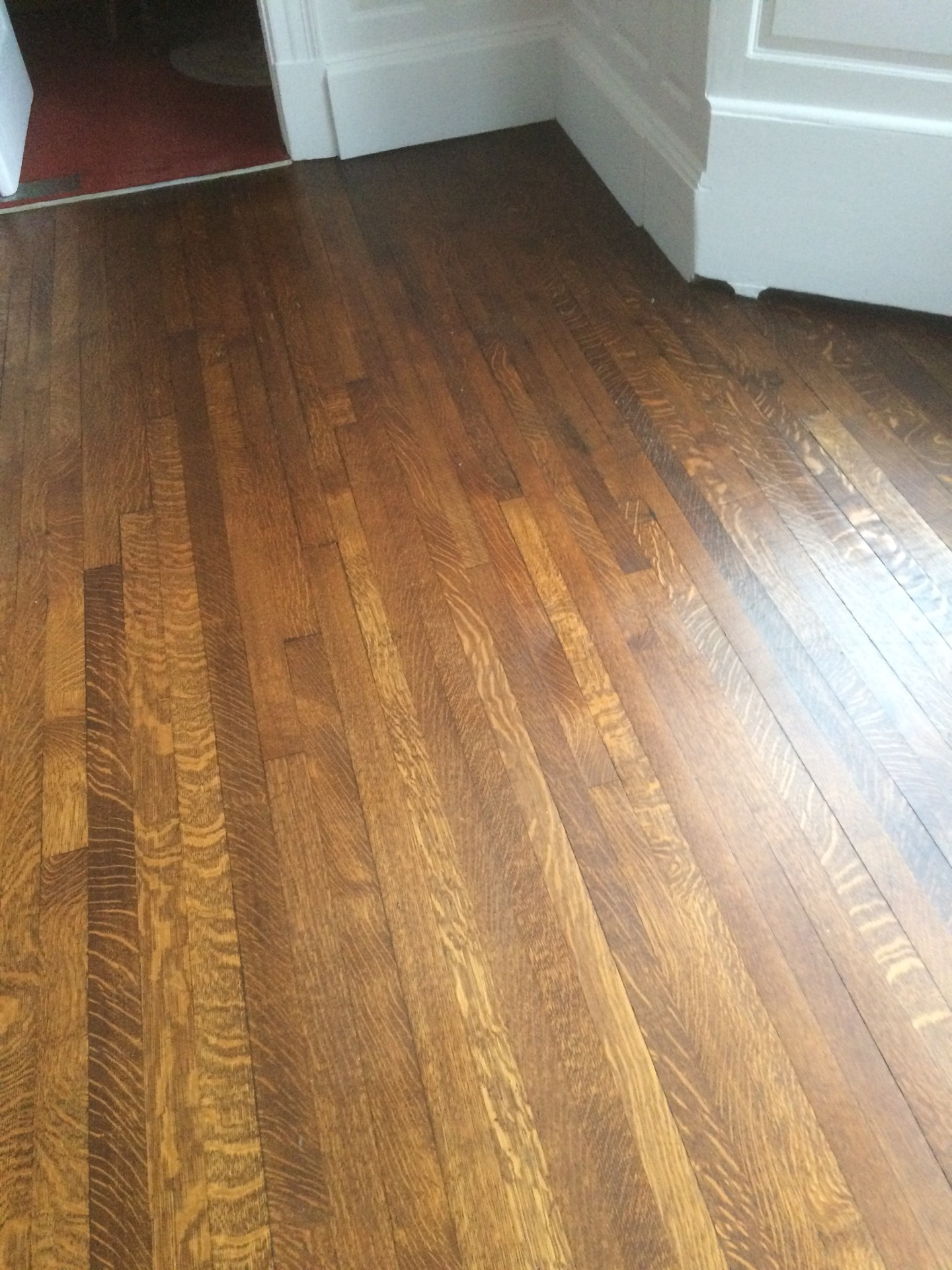 Wonderful Waxing Wood Floors  After